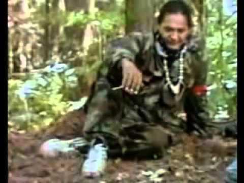 Tom Paul, Mi'kmaq warrior at Oka 1990, codenamed