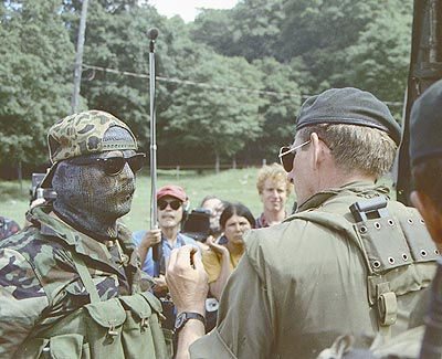 Oka 1990 warrior soldier meet