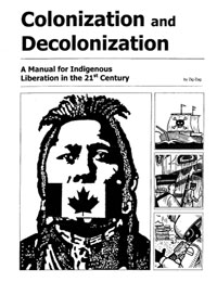 Colonization of the aboriginal people