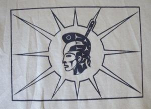 T Shirt WC Warrior khaki 1