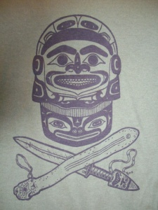 Tshirt Tlingit Warrior MG sm