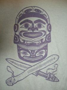Tshirt Tlingit Warrior MG sm