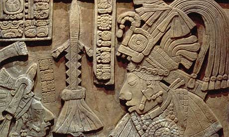 Three Mysteriously Vanished Civilizations that Keep Scientists Scratching their Heads Mayan-lord-bird-jaguar-preparing-for-battle