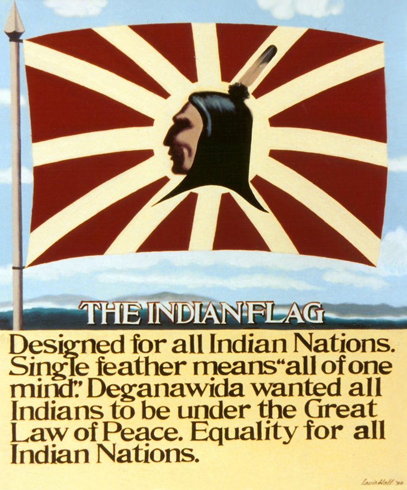 The Warriorunity Flag Warrior Publications