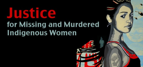 Missing Women justice poster
