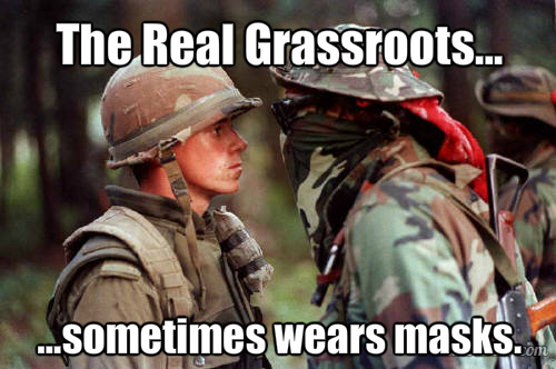 Real Grassroots meme 1