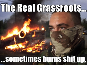 Real Grassroots meme 2