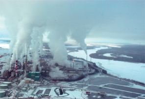 Long before Bill C-45, the tar sands in north Alberta was killing Natives and the land.