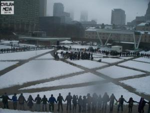 INM round dance in Toronto, Jan 28, 2013.