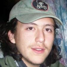 Matias Catrileo, a Mapuche killed by Chilean police.