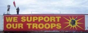 Signage at Tyendinaga.