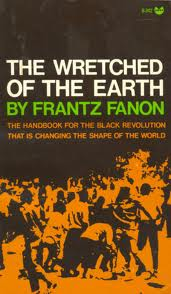 Wretched of Earth book cover