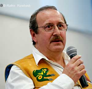Art Sterritt, head of the Coastal First Nations lobby group.