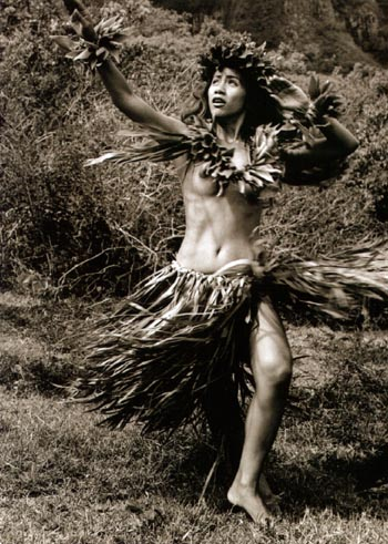 Hawaiian women photos
