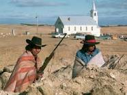 Wounded Knee, 1973.
