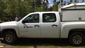New Brunswick stantec truck 1