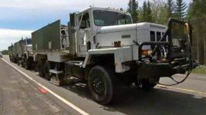 New Brunswick swn trucks