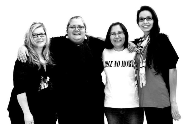 Idle No More 4 women founders