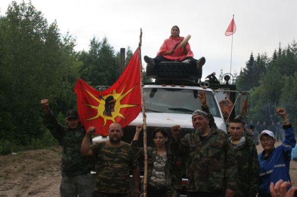 New Brunswick warriors truck