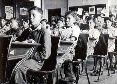 Residential School class