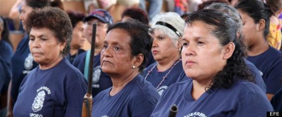 Mexico women selfdefense group