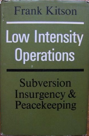 Kitson low intensity operations bookcover