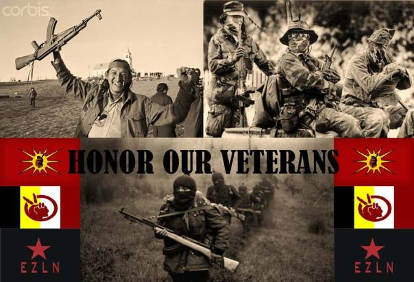 Warrior honor our veterans