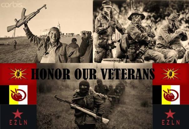 Warrior honor our veterans