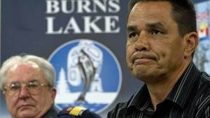 Burns Lake Indian Band chief Albert Gerow has announced his resignation effective  Dec 31, 2013.