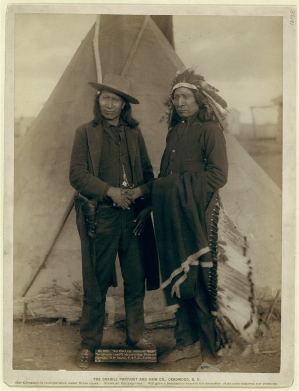 Red Cloud and American Horse.
