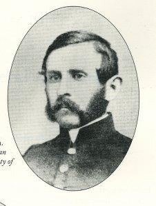 US Army Captain William Fetterman.