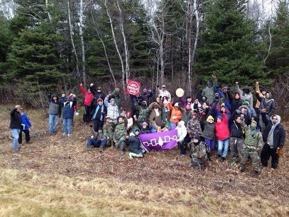 New Brunswick group photo