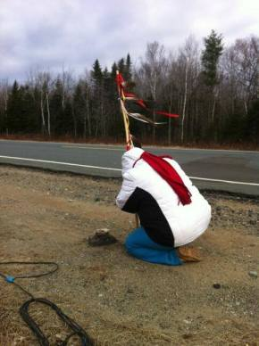 New Brunswick prayer highway