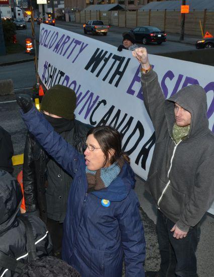 New Brunswick solidarity Dec 2 5