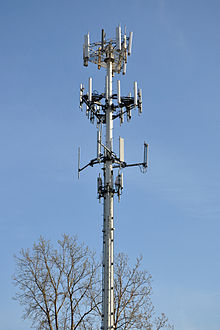 Surveillance cell phone tower