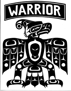 Warrior Thunderbird