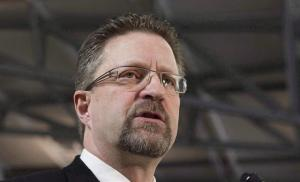 Chuck Strahl, former minister of Aboriginal Affairs and now former member of CSIS watchdog.