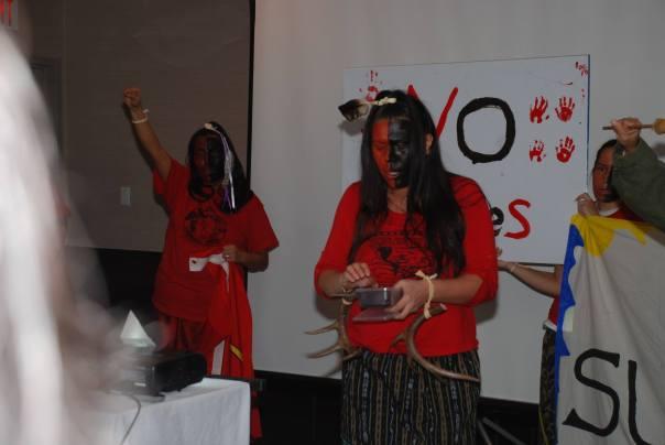 Secwepemc Women KM disruption 2