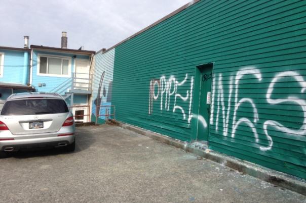 Graffiti No Pipelines 2
