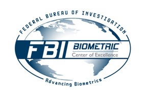 Biometric FBI logo