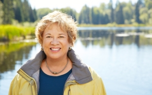 Janet Holder, face of Enbridge's Nothern Gateway pipeline project.