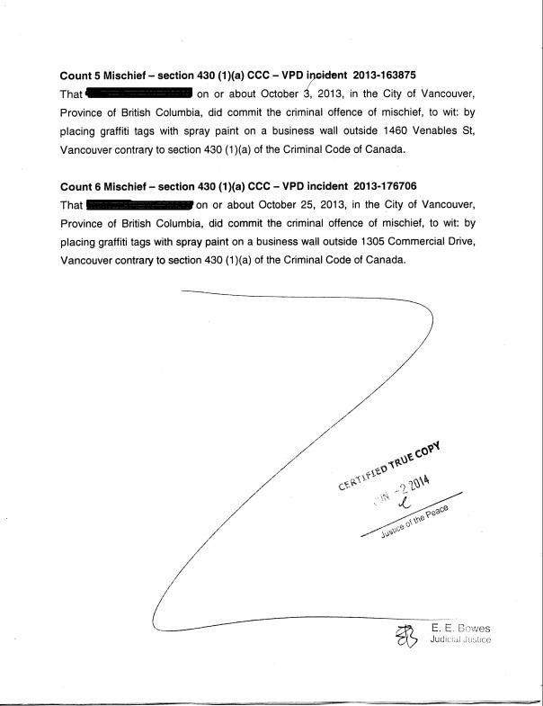 Warrant 3 Redacted
