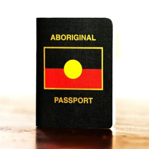 Australia aboriginal passport