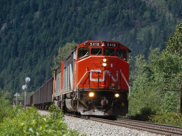 CN Rail 1