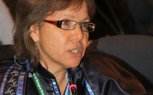 Mohawk Ellen Gabriel.