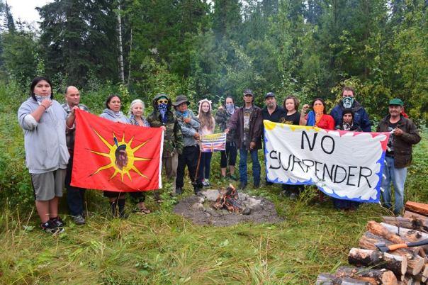 Yuct Ne Senxiymetkwe Camp, August 2014.