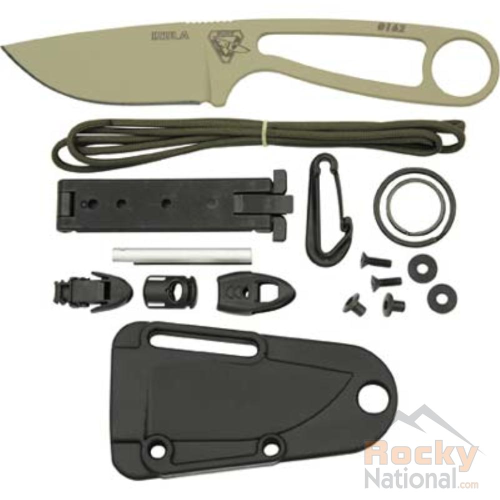 Review of the ESEE Izula Knife | Warrior Publications