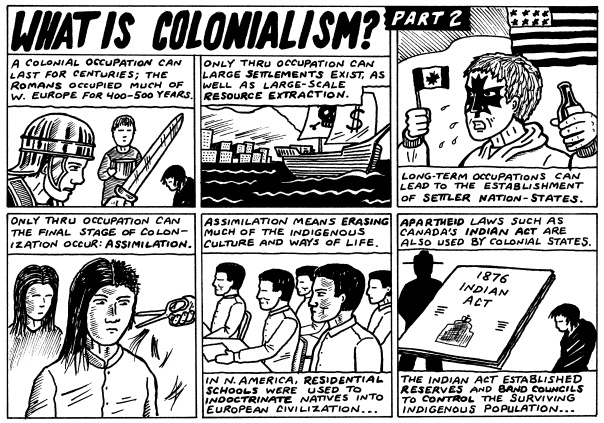 Colonialism Comic 2
