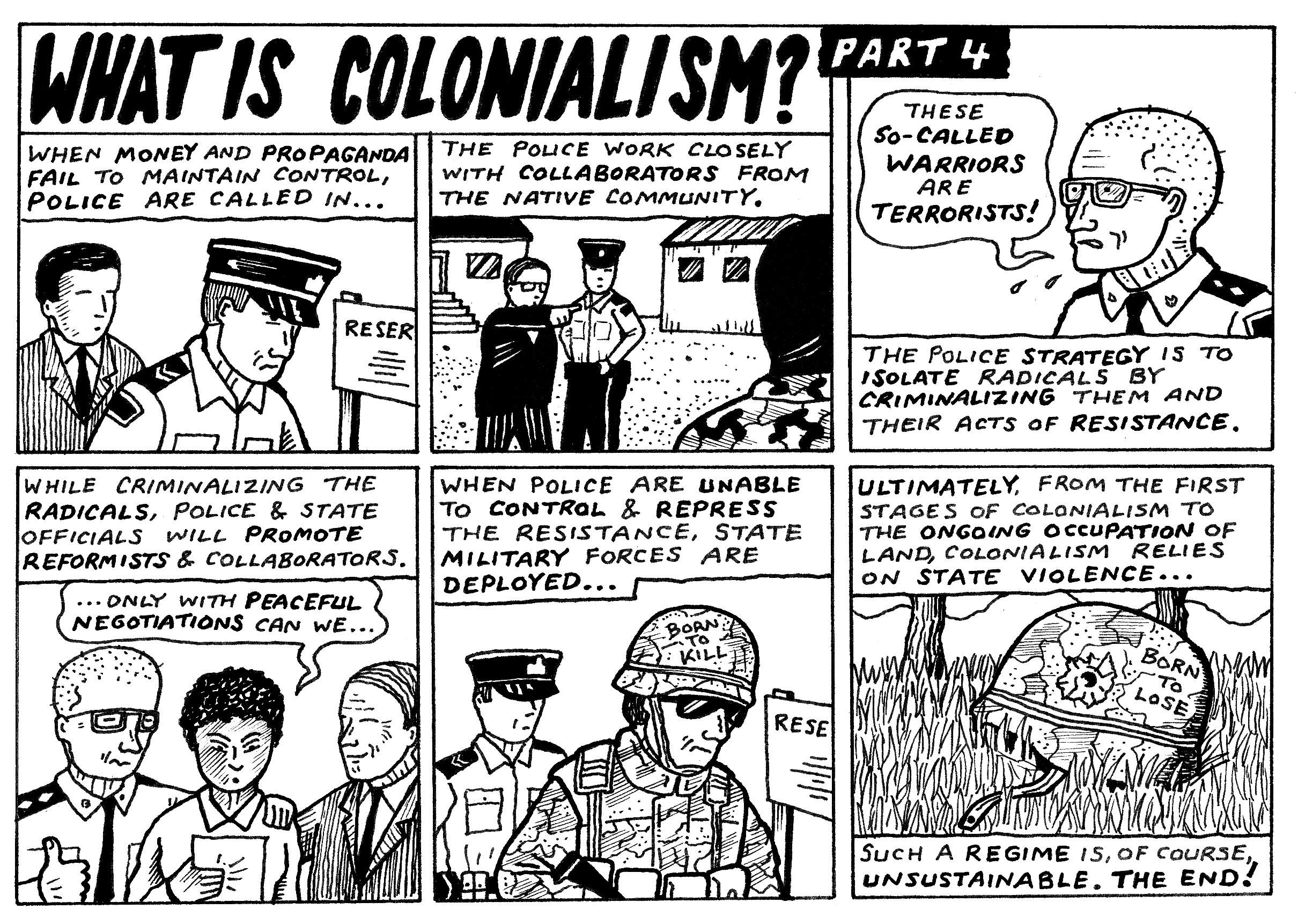 Imperialism and colonization