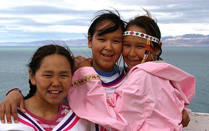 Inuit women 1